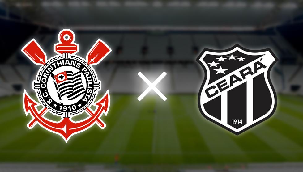 Corinthians x Ceará ao vivo - Foto/Divulgação