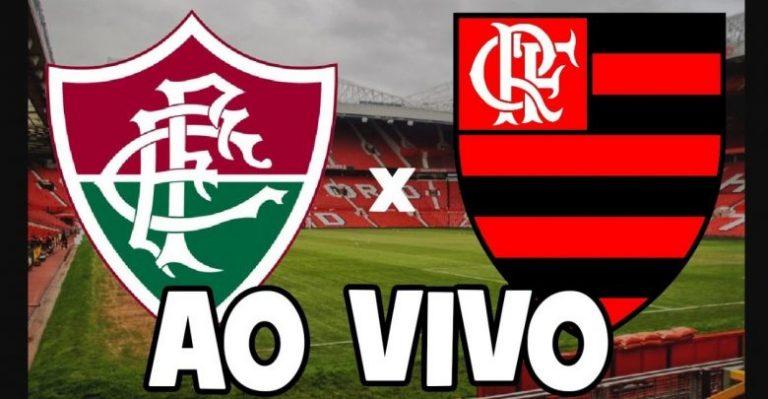 Flamengo x Fluminense ao vivo - Foto/Divuglação