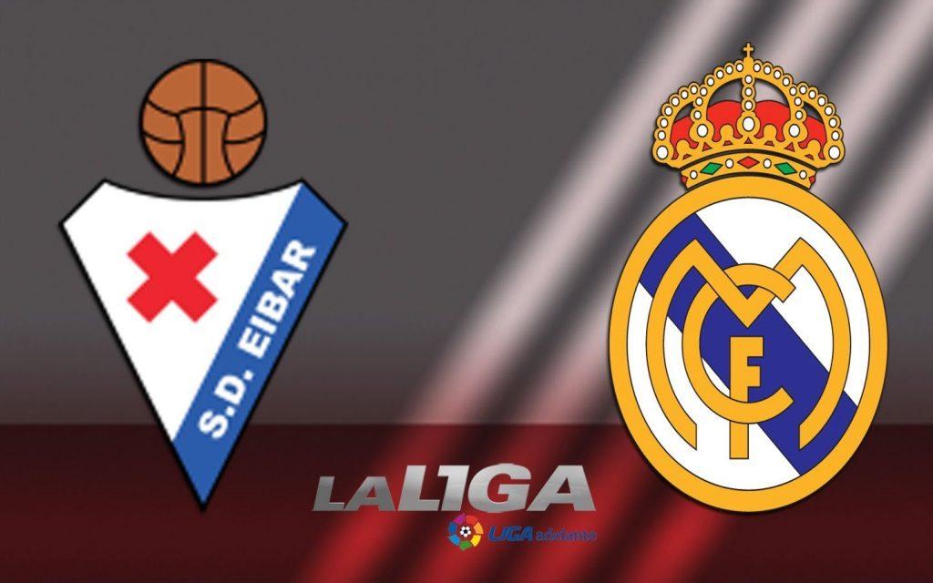 Real Madrid x Eibar ao vivo - Foto/Divulgação