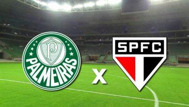 Palmeiras x São Paulo ao vivo - Foto/Divulgação
