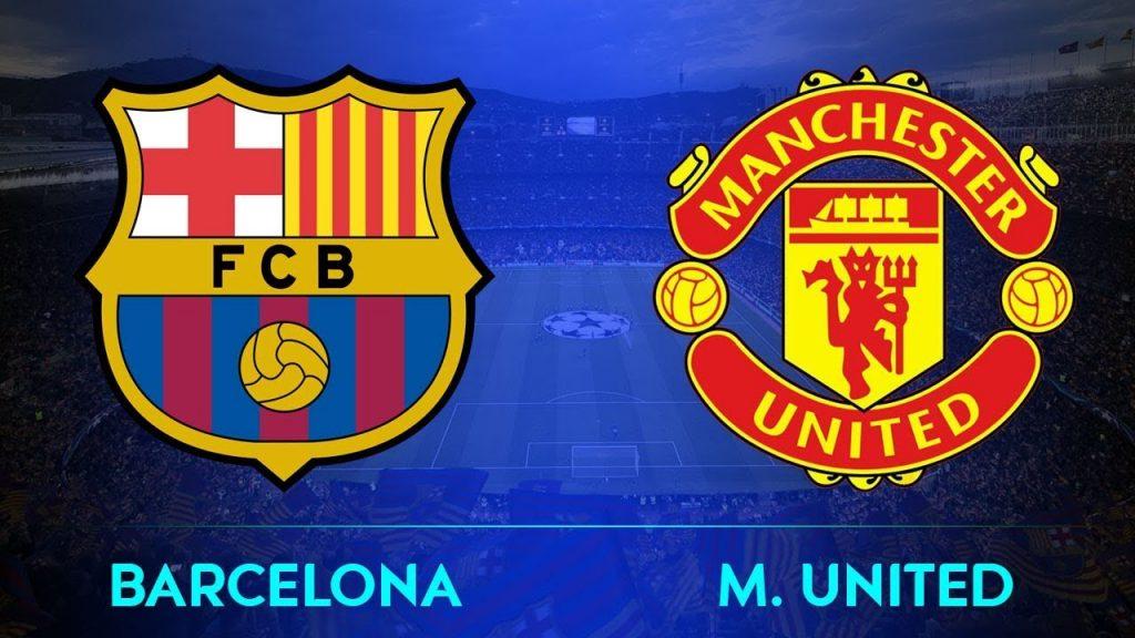 Barcelona x Manchester United ao vivo - Foto/Divulgação