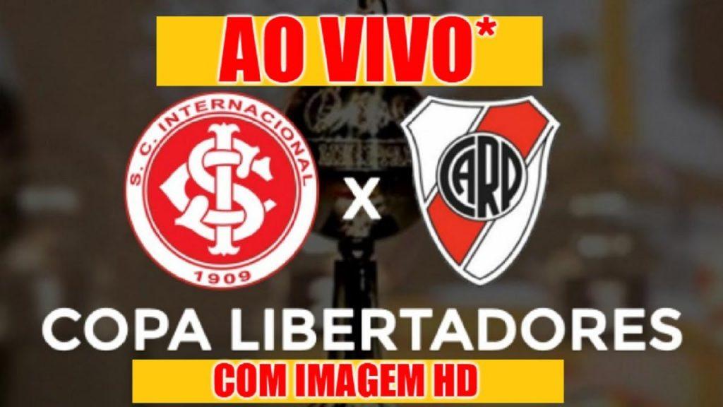 Internacional x River Plate ao vivo - Foto/Divulgação