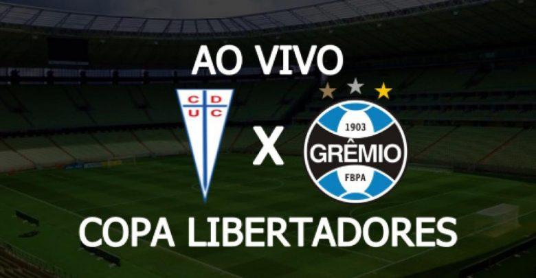 Grêmio x Universidad Católica ao vivo - Foto/Divulgação