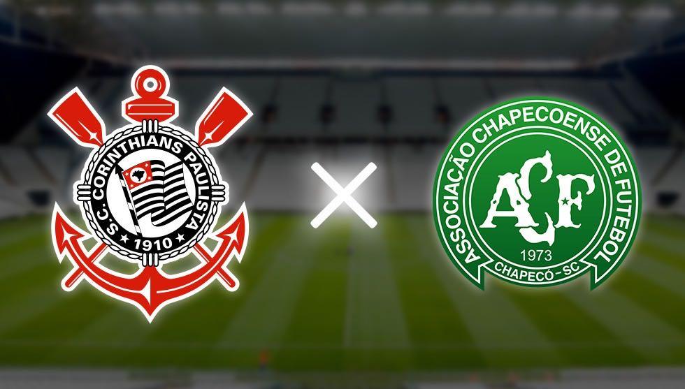 Corinthians x Chapecoense ao vivo - Foto/Divulgação