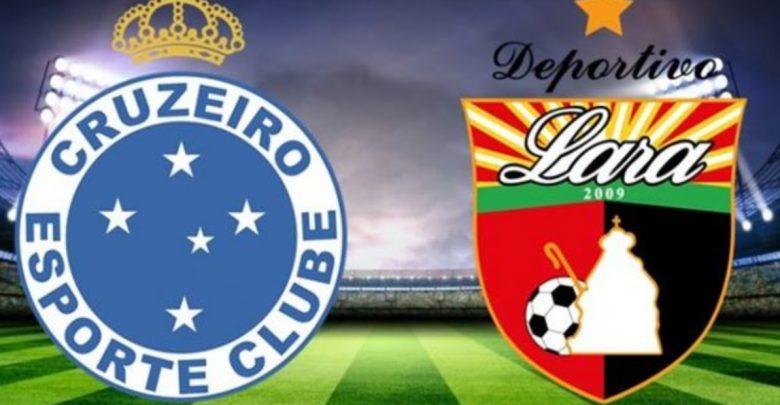 Cruzeiro x Deportivo Lara ao vivo - Foto/Divulgação