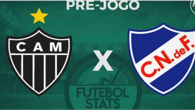 Atlético-MG x Nacional ao vivo - Foto/Divulgação