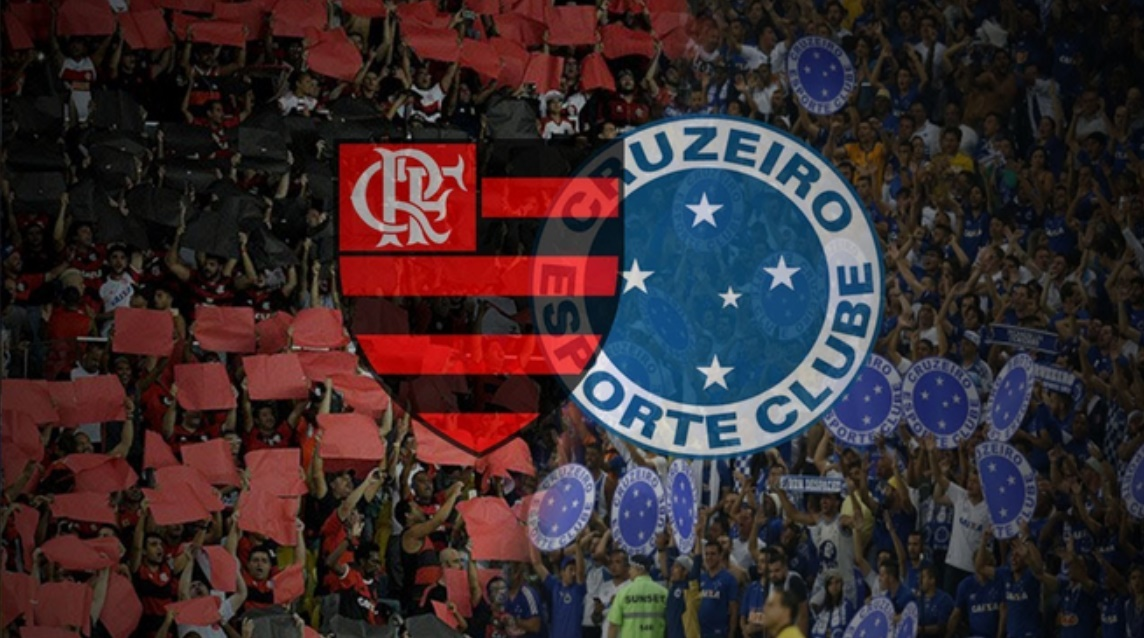 Flamengo x Cruzeiro ao vivo - Foto/Divulgação