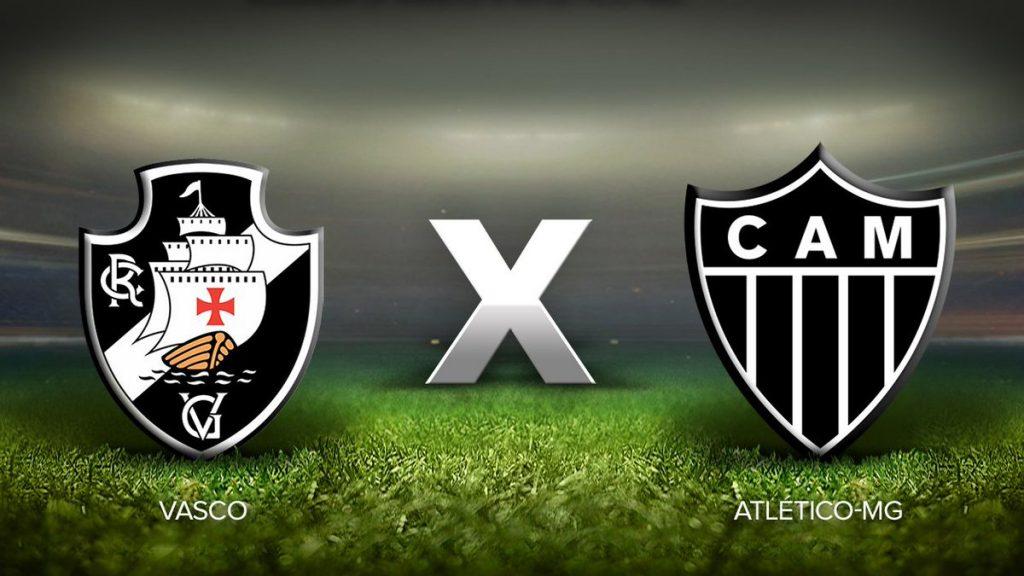 Vasco x Atlético MG ao vivo - Foto/Divulgação