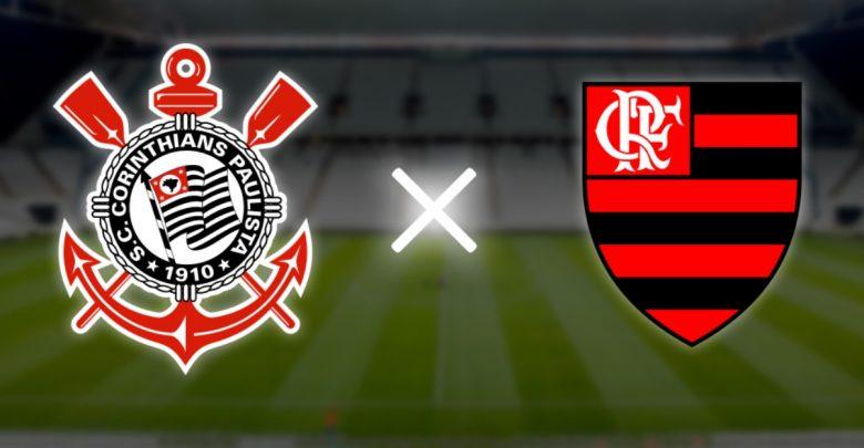 Flamengo x Corinthians ao vivo - Foto/Divulgação