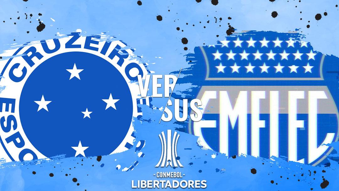 Cruzeiro x Emelec ao vivo - Foto/Divulgação