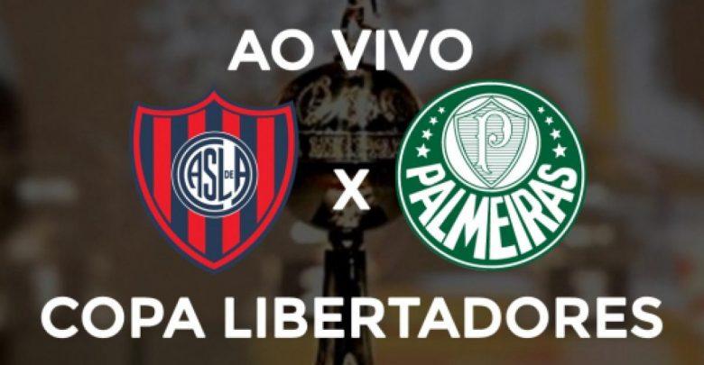 Palmeiras x San Lorenzo ao vivo - Foto/Divulgação