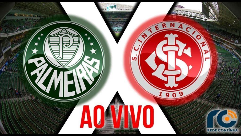 Palmeiras x Internacional ao vivo - Foto/Divulgação