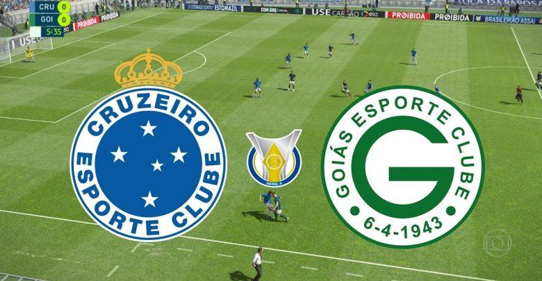 Cruzeiro x Goiás ao vivo - Foto/Divulgação