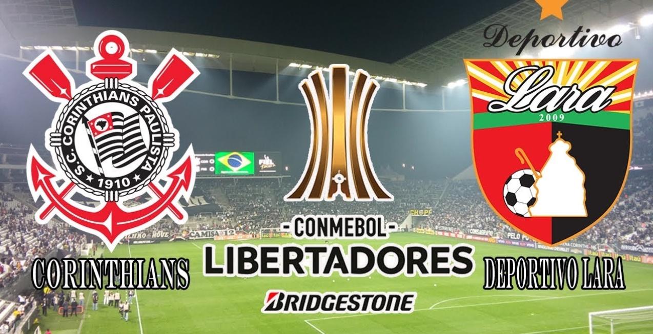 Corinthians x Deportivo Lara ao vivo - Foto/Divulgação