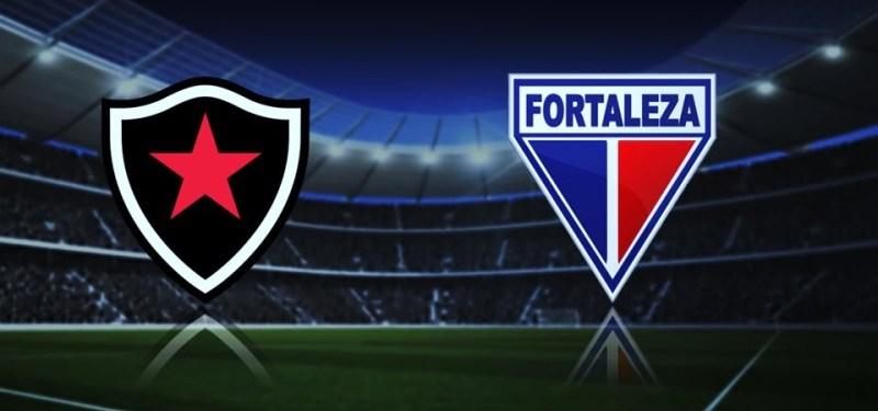 Botafogo x Fortaleza ao vivo - Foto/Divulgação