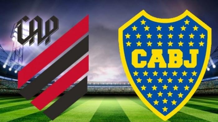 Boca Juniors x Atlético Paranaense ao vivo - Foto/Divulgação