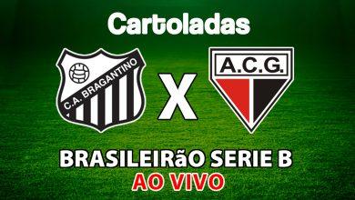 Bragantino x Atlético-GO ao vivo - Foto/Divulgação