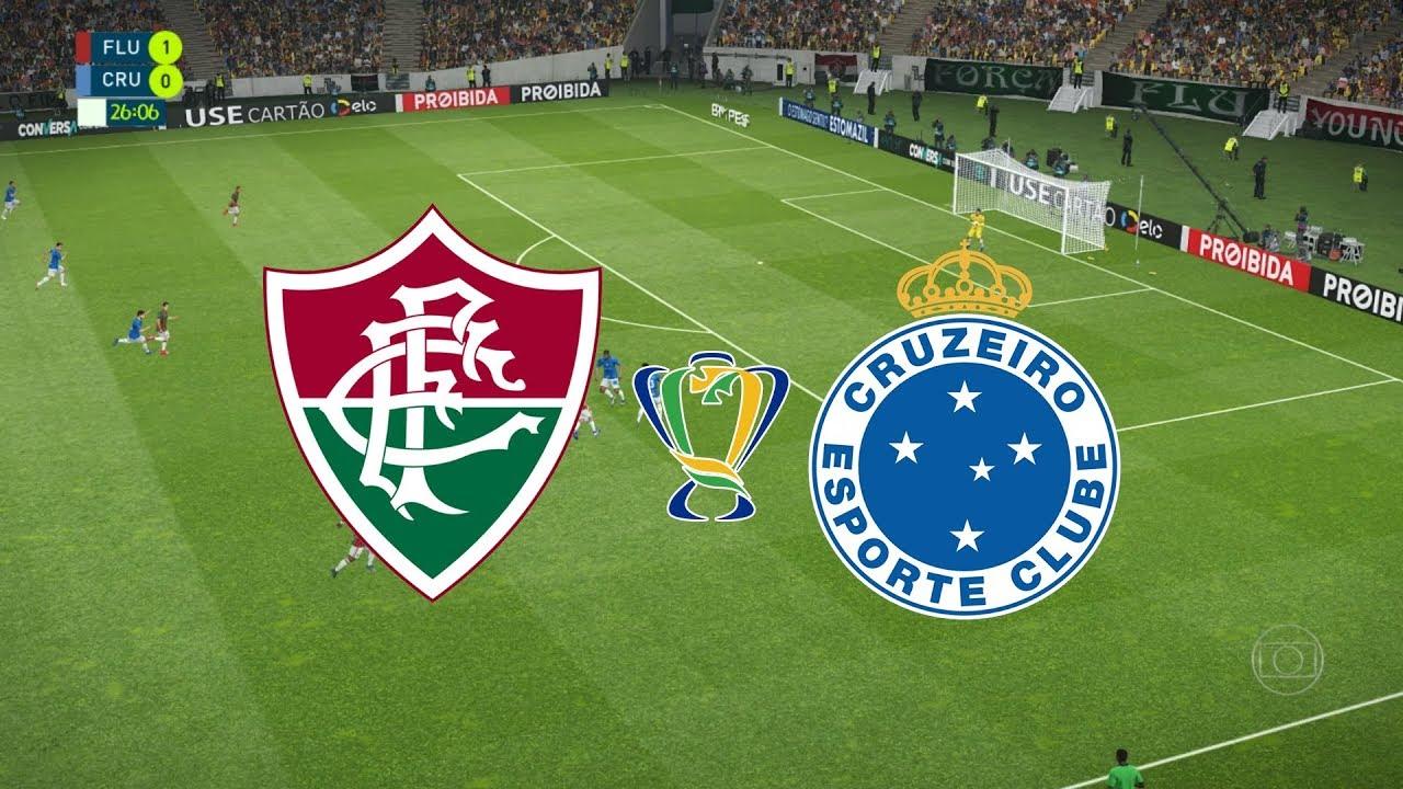 Fluminense x Cruzeiro ao vivo - Foto/Divulgação
