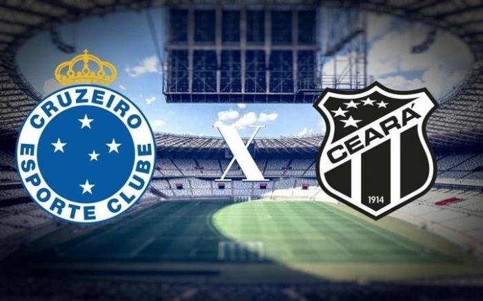 Cruzeiro x Ceará ao vivo - Foto/Divulgação