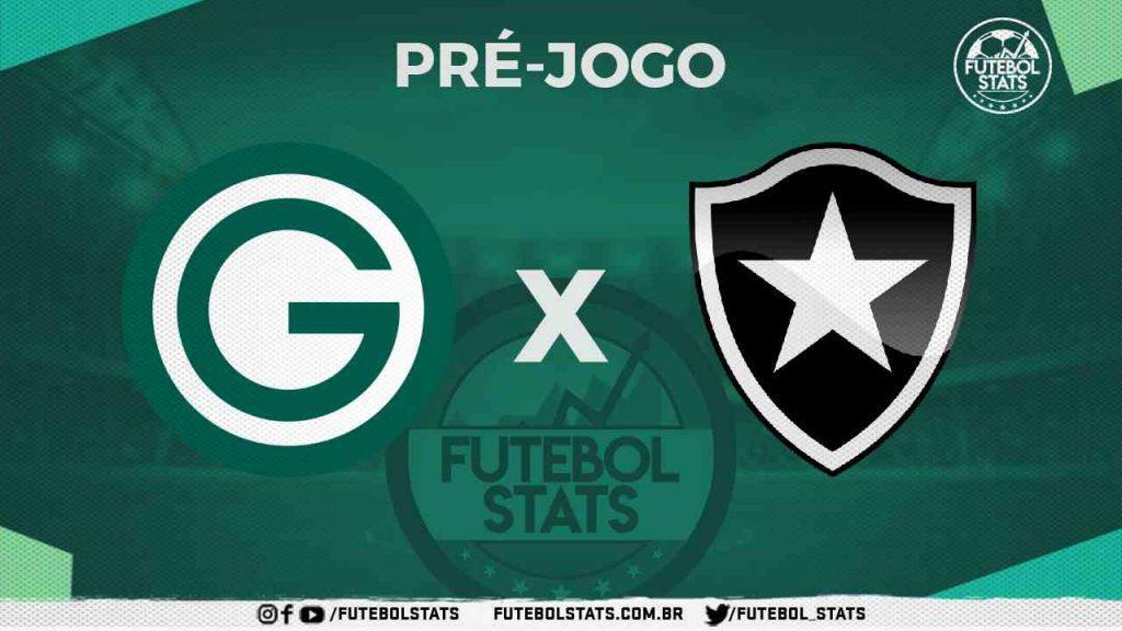 Botafogo x Goiás ao vivo - Foto/Divulgação