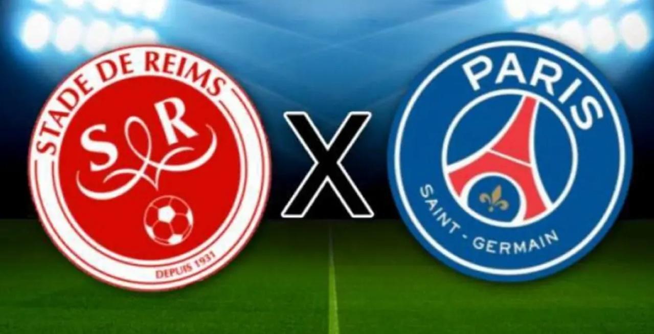 Reims X PSG ao vivo - Foto/Divulgação