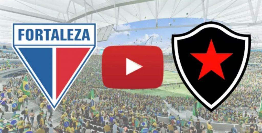 Fortaleza x Botafogo ao vivo - Foto/Divulgação