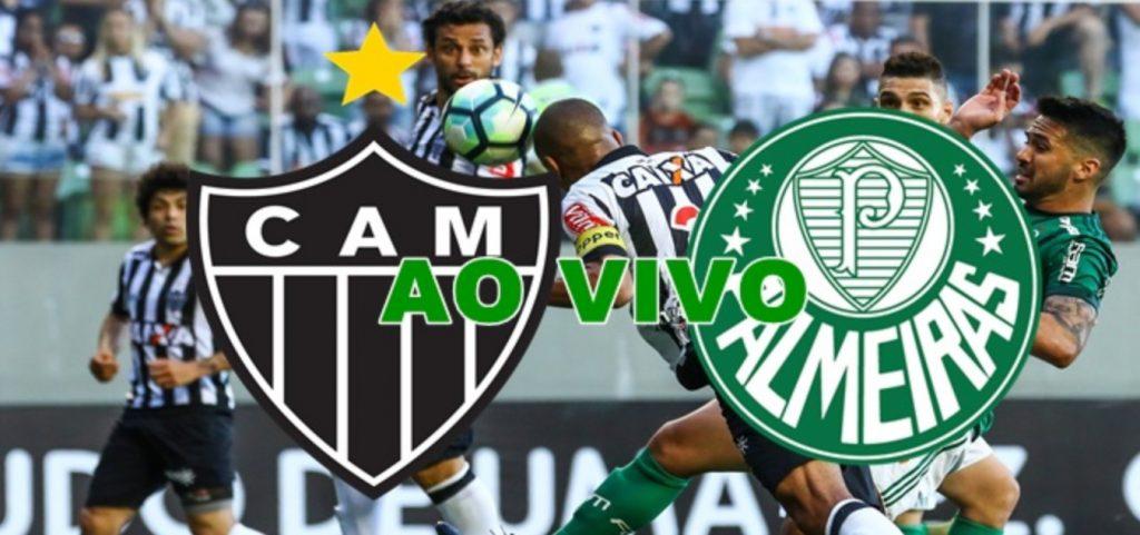 Palmeiras x Atlético-MG ao vivo - Foto/Divulgação