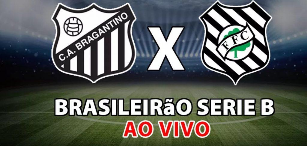 Bragantino x Figueirense ao vivo -Foto/Divulgação
