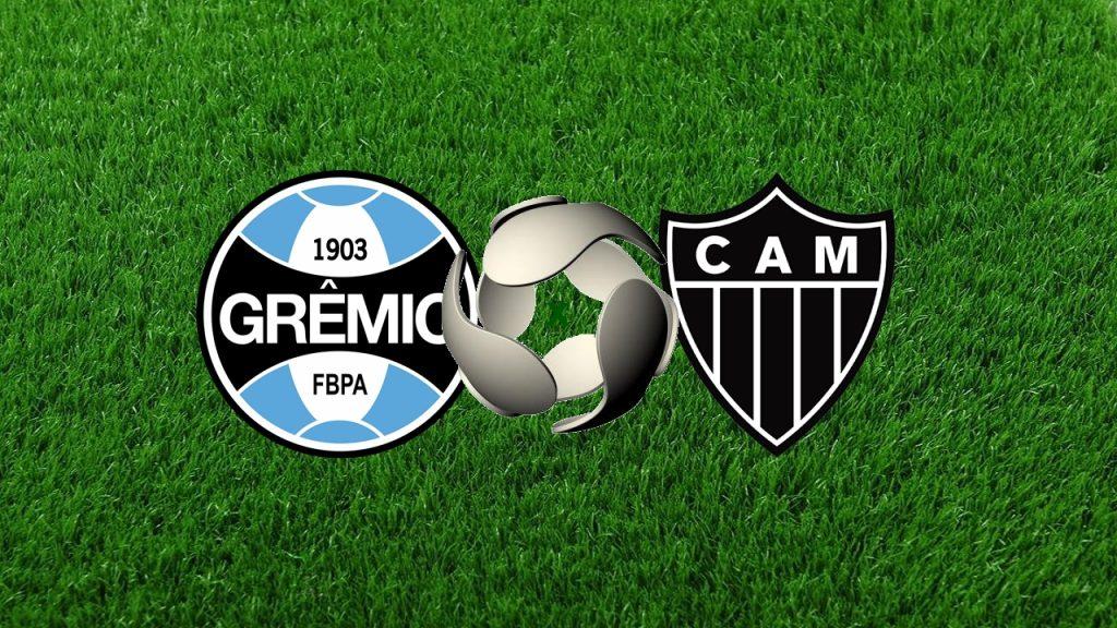 Grêmio x Atlético MG ao vivo - Foto/Divulgação