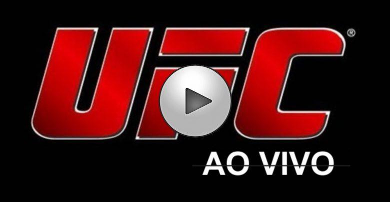 UFC ao vivo - Foto/Reprodução