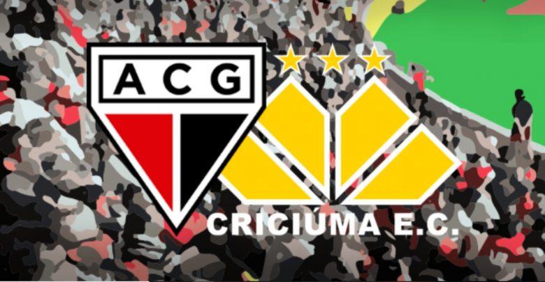 Atlético-GO x Criciúma ao vivo - Foto/Divulgação