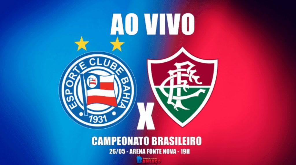 Bahia x Fluminense - Foto/Divulgação