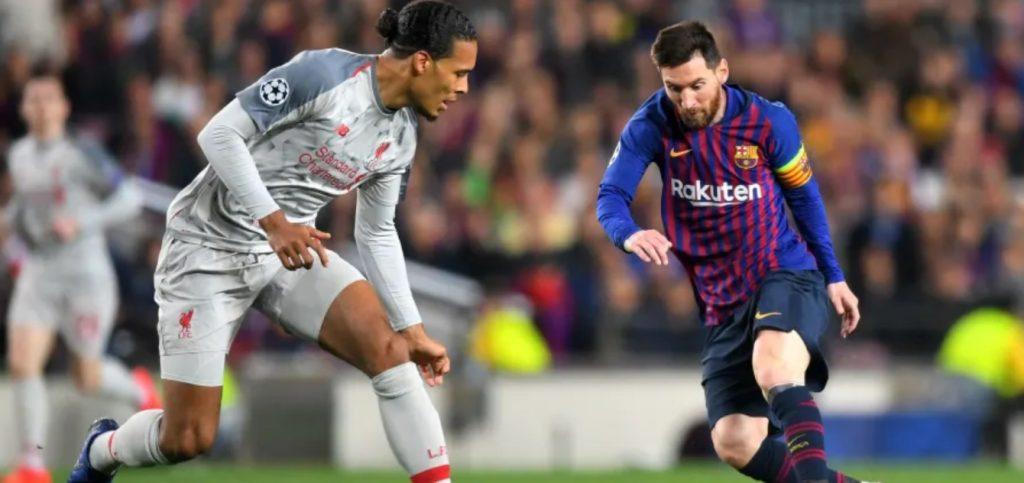 Liverpool x Barcelona ao vivo - Foto/D
