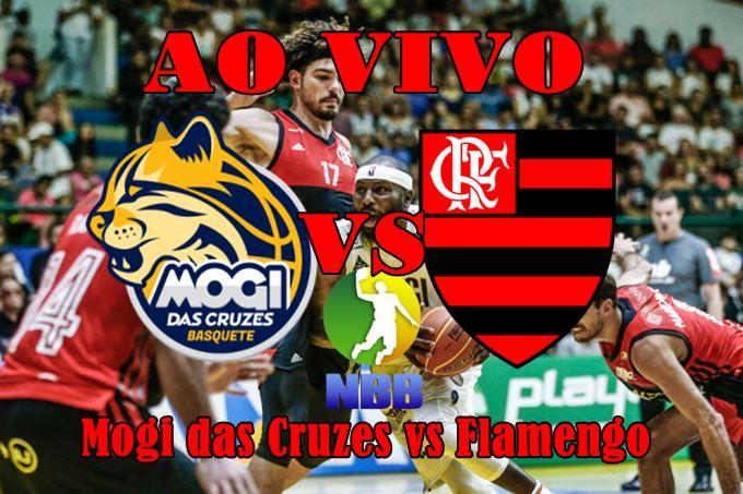 NBB ao vivo Mogi das Cruzes x Flamengo online grátis. Foto: Divulgação